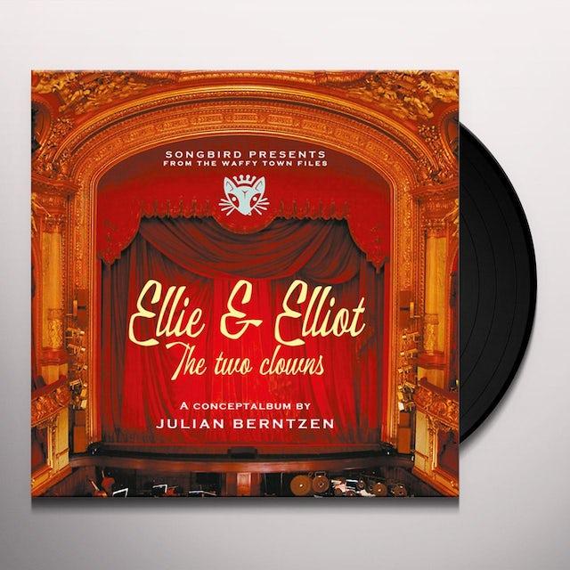 Julian Berntzen ELLIE & ELLIOT Vinyl Record