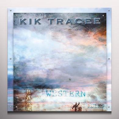 Kik Tracee BIG WESTERN SKY VOL. 1 Vinyl Record