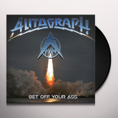 GET OFF YOUR ASS Vinyl Record