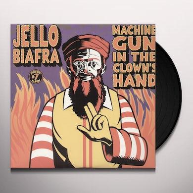 MACHINE GUN IN THE CLOWNS HAND Vinyl Record
