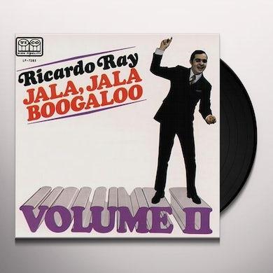 Ricardo Ray JALA JALA BOOGALOO Vinyl Record