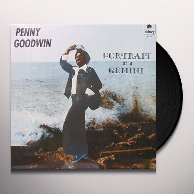 Penny Goodwin PORTRAIT OF A GEMINI Vinyl Record