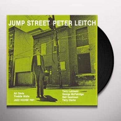 Peter Leitch JUMP STREET Vinyl Record