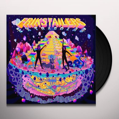 Frikstailers EXTRASOLAR Vinyl Record