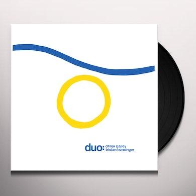 Derek Bailey / Tristan Honsinger DUO Vinyl Record
