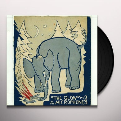 MICROPHONES GLOW PT 2 Vinyl Record