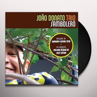 Joao Donato SAMBOLEIRO Vinyl Record