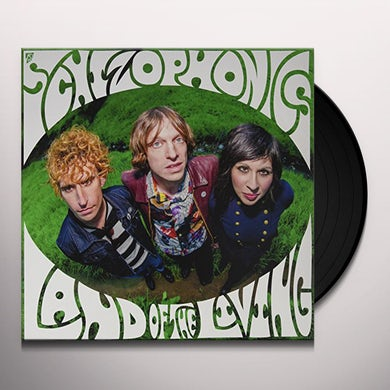 LAND OF THE LIVING Vinyl Record