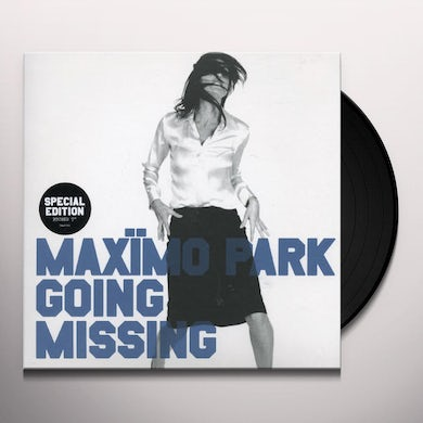 Maximo Park GOING MISSING Vinyl Record