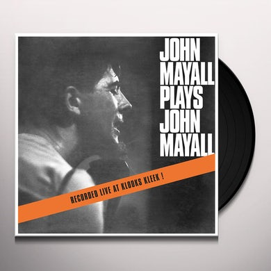 PLAYS JOHN MAYALL Vinyl Record