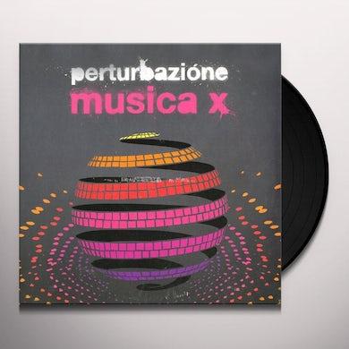 Perturbazione MUSICA X Vinyl Record