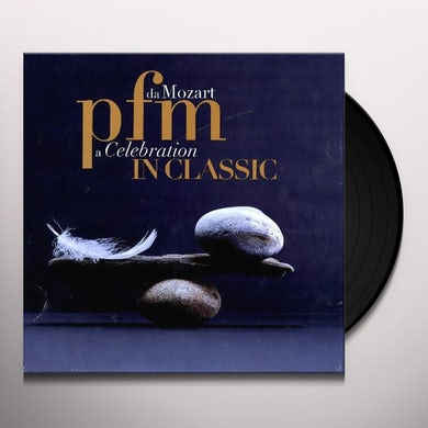 PFM IN CLASSIC-DA MOZART A CELEBRATION Vinyl Record