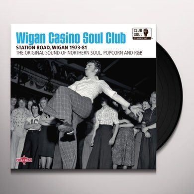 WIGAN CASINO SOUL CLUB / VARIOUS Vinyl Record