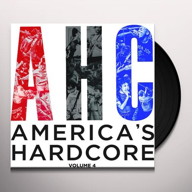 AMERICA'S HARDCORE COMPILATION 4 / VARIOUS Vinyl Record