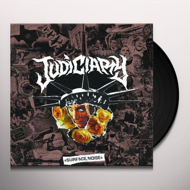 Judiciary SURFACE NOISE Vinyl Record