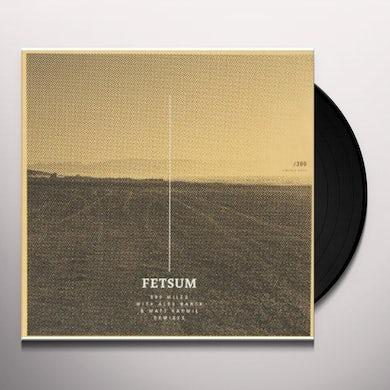 Fetsum 900 MILES ALEX BARCK & MATT KARMIL REMIXES Vinyl Record