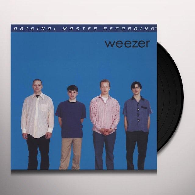Weezer BLUE ALBUM ) Vinyl Record