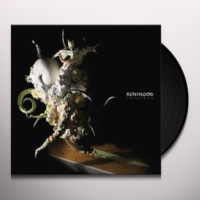 Ken Mode ENTRENCH Vinyl Record