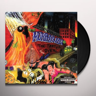 Murphy'S Law PARTY'S OVER Vinyl Record