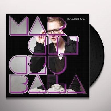 Marcin Czubala CHRONICLES OF NEVER Vinyl Record