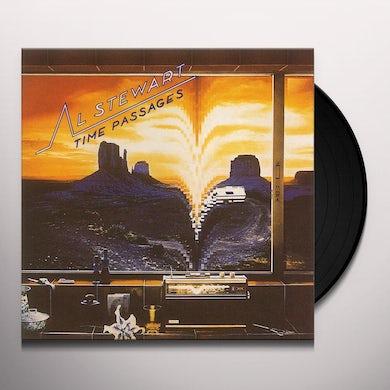 Al Stewart TIME PASSAGES Vinyl Record