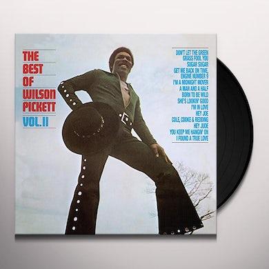 BEST OF WILSON PICKETT 2 Vinyl Record