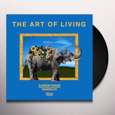 Sareem Poems & Newselph ART OF LIVING Vinyl Record