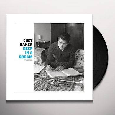 Chet Baker DEEP IN A DREAM Vinyl Record