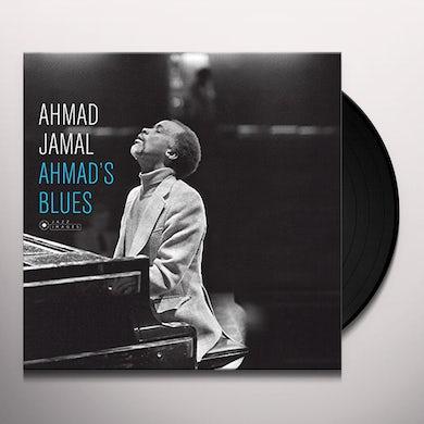 Ahmad Jamal AHMAD'S BLUES Vinyl Record