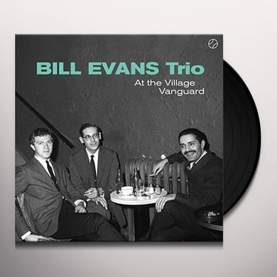 Bill Evans Trio VILLAGE VANGUARD SESSIONS Vinyl Record
