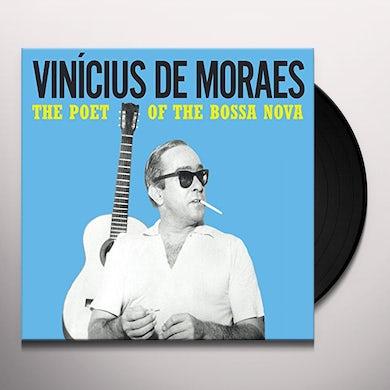 Vinicius de Moraes POET OF THE BOSSA NOVA Vinyl Record