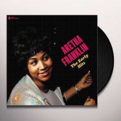 Aretha Franklin   EARLY HITS Vinyl Record