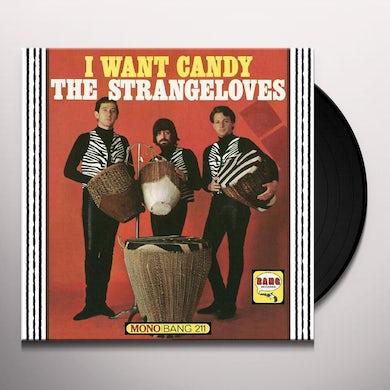 Strangeloves WANT CANDY Vinyl Record