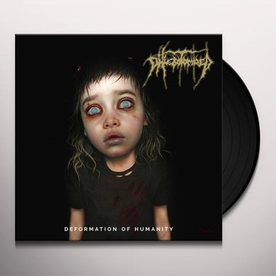 DEFORMATION OF HUMANITY Vinyl Record