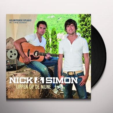Nick & Simon 7-LIPPEN OP DE MIJNE Vinyl Record