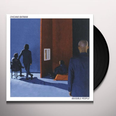 INVISIBLE PEOPLE Vinyl Record