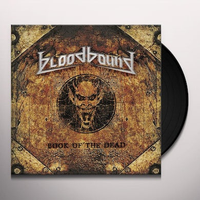 BOOK OF THE DEAD (CLEAR VINYL) Vinyl Record
