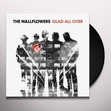 Wallflowers GLAD ALL OVER Vinyl Record