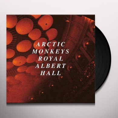 ARCTIC MONKEYS LIVE AT THE ROYAL ALBERT HALL Vinyl Record