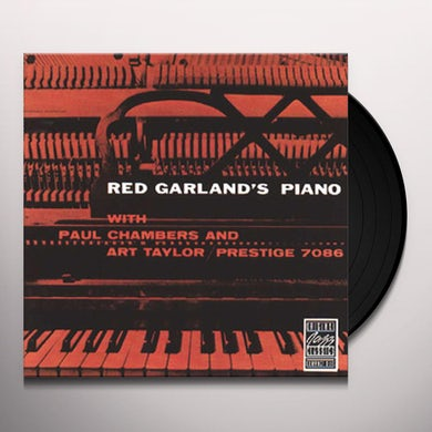 RED GARLAND'S PIANO Vinyl Record
