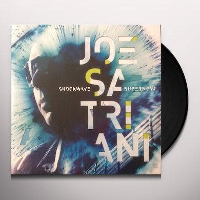 Joe Satriani Shockwave Supernova Vinyl Record
