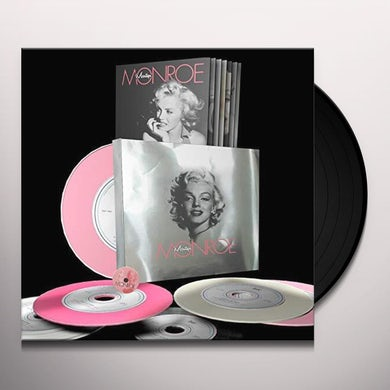 Marilyn Monroe BOX OF DIAMONDS Vinyl Record