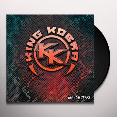 Lost Years Vinyl Record