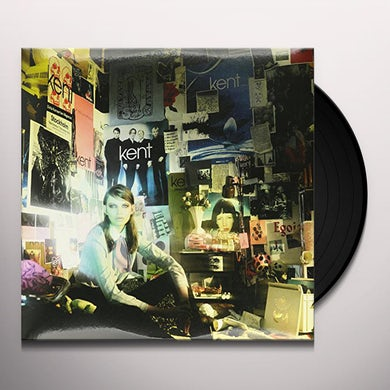 Kent BEST OF Vinyl Record
