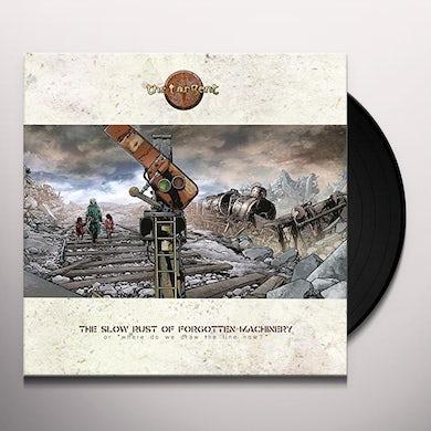 Tangent SLOW RUST OF FORGOTTEN MACHINERY Vinyl Record