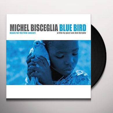 Michel Trio Bisceglia BLUE BIRD - Original Soundtrack Vinyl Record
