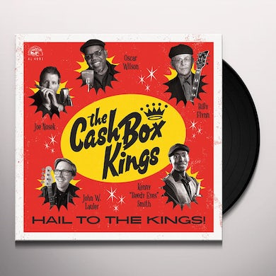 HAIL TO THE KINGS! Vinyl Record