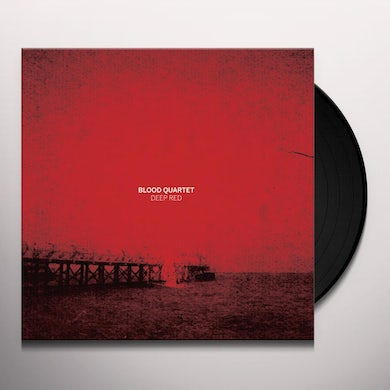 BLOOD QUARTET DEEP RED Vinyl Record