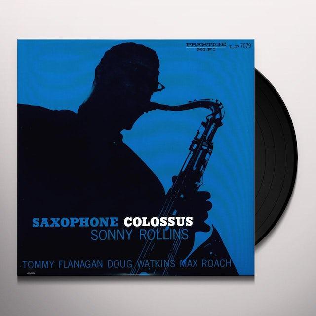Sonny Rollins SAXOPHONE COLOSSUS Vinyl Record