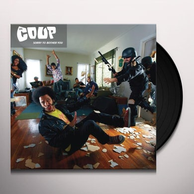 Coup SORRY TO BOTHER YOU Vinyl Record